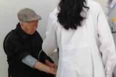 老年人愈后的康复训练